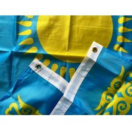 Flagge Kasachstan...