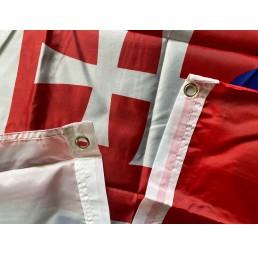 Flagge Slowakei Slovakia SK...