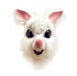 Latex Maske - Hase Rabbit