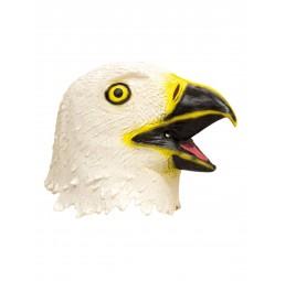 Latex Maske - Adler Eagle