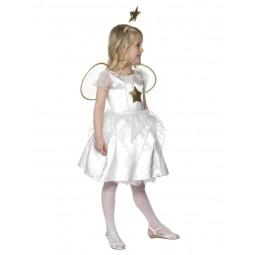 Sternenfee Kostüm, Weiß