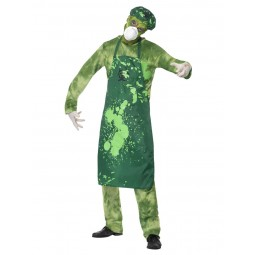Biohazard Kostüm, Green