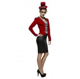 Fever® Vampire Kostüm, Rot