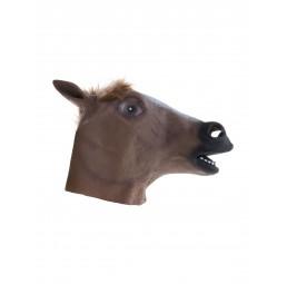 Latex Maske - Pferd Horse