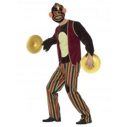 Klatschender Spielaffe Kostüm
