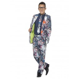Zombie Suit, Mehrfarbig