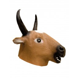 Latex Maske - Hirsch Deer