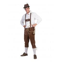 "Oktoberfest Lederhose ""Wolle"""