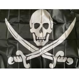 Flagge Pirat Jolly Roger -...