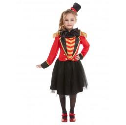Zirkus Direktorinnen Kostüm...