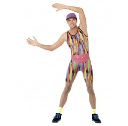 Aerobic Lehrer Kostüm