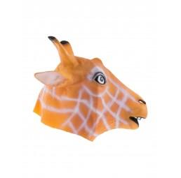 Latex Maske - Giraffe