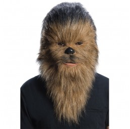 Chewbacca Moving Mouth Mask...