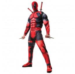 Deadpool Deluxe Kostüm für...