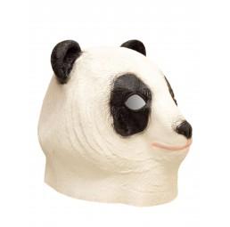 Latex Maske - Pandabär Panda