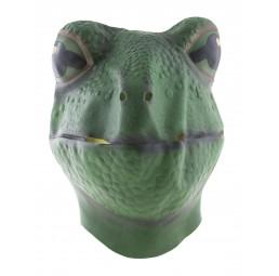 Latex Maske - Frosch Frog