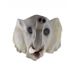 Latex Maske - Elefant Elephant