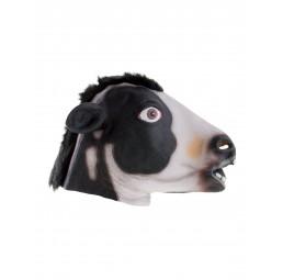 Latex Maske - Kuh Cow