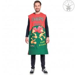 Chipstüten Tunika Kostüm