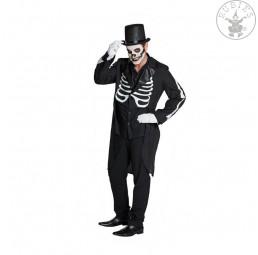 Skelett Frack für Herren