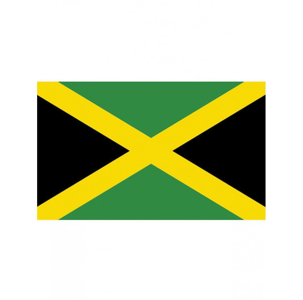 Flagge Jamaica