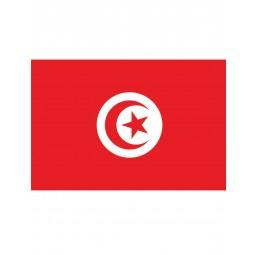 Flagge Tunesien Tunisia TN...
