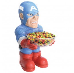 Captain America Candy Bowl...