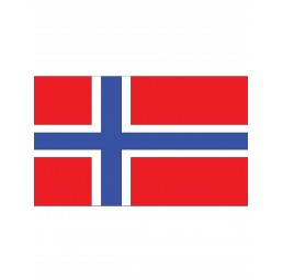 Flagge Norwegen Norway NO -...