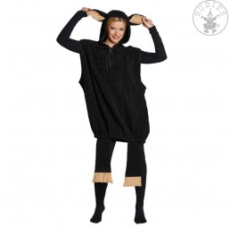 Schwarzes Schaf Kostüm für...