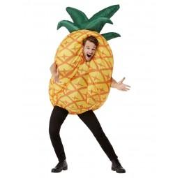 Aufblasbares Ananas Kostüm