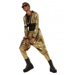80s Hammer Time Kostüm, Gold