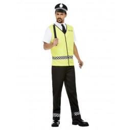 Polizisten Kostüm...