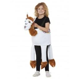 """Aufsatz Kostüm """"Lama"""" für..."""