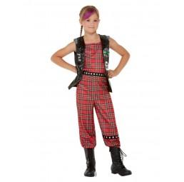 Punk Rocker Kostüm