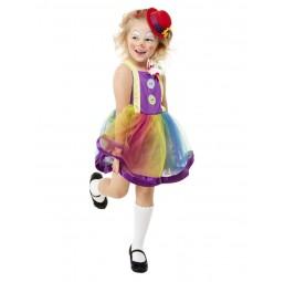Clown Kostüm für Kinder