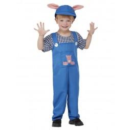 Country Schweinchen Kostüm