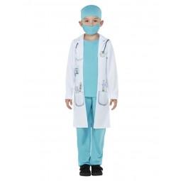 Doktor Arzt Kostüm für Jungs