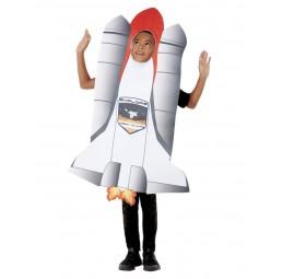 Raketen Kostüm für Kinder