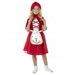Rotkäppchen Kostüm für Mädchen