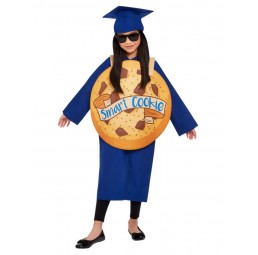 Smart Cookie Kostüm (Blau)