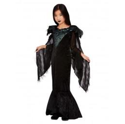 Deluxe Raben Prinzessin Kostüm