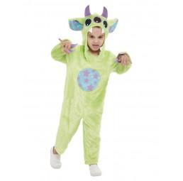 Grünes Monster Kostüm für...