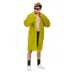 Grünes Kannabis Kostüm