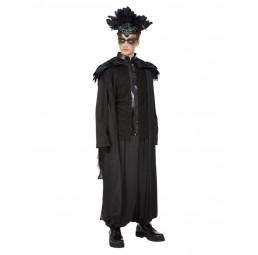 Schwarzes Deluxe Raven King...
