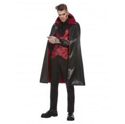 Rot Schwarzes Devil Kostüm
