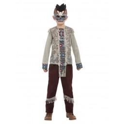 Dark Spirit Warrior Kostüm