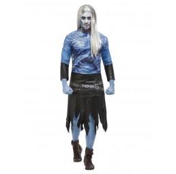 Blaues Winter Warrior...
