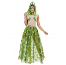 Cannabis Queen Kostüm