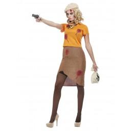 Zombie Runaway Bonnie Kostüm