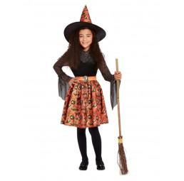 Vintage Witch Kostüm für...
